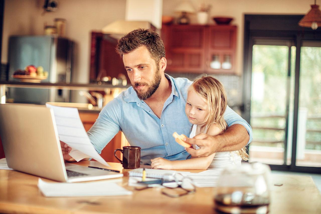چگونه برای کار کردن در خانه و کسب درآمد خود را آماده کنیم ؟