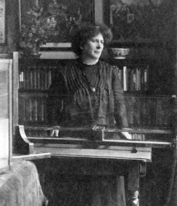 نوبل -  Phoebe Sarah Hertha Ayrton