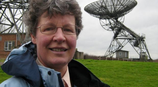 نوبل - Jocelyn Bell Burnell