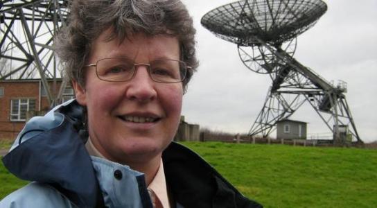 نوبل -  Jocelyn Bell Burnell